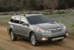Nya Subaru Outback - för den som vill sticka ut