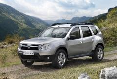Dacia Duster premiärvisas