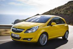 Opel Corsa får mer kraft