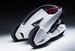 Honda 3R-C - ny trehjuling