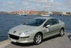 Rosttest: Peugeot 407 2,0 ST