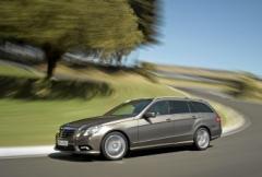 Nya Mercedes E-klass - Marknadens största kombi