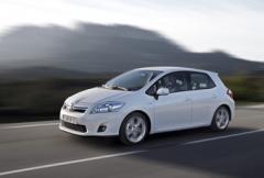 Toyota Auris HSD: rapport från provkörningen
