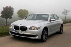 Provkörning: BMW 730d