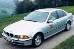 Begtest: BMW 5-serien