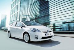 Provkörning: Toyota Prius plug-in
