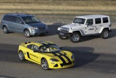 """Tre nya el-bilar: """"Är tänkta för produktion"""""""