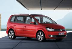 Volkswagen Touran får helt ny kostym