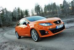 Provkörning: Seat Ibiza SC Cupra