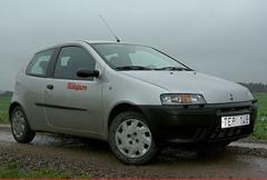 Begtest: Fiat Punto