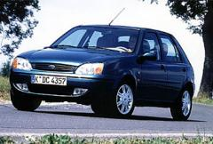 Rosttest: Ford Fiesta 1,25 Ambiente (2000)