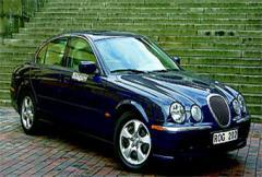 Begtest: Jaguar S-type