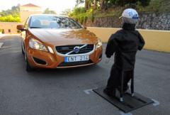 Vi Bilägare testar Pedestrian Protection