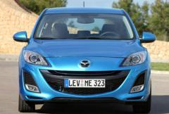 Mazda3 - en nästan ny bil