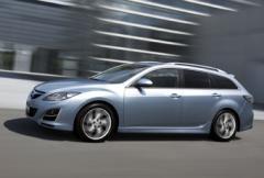 Mazda6 uppdateras