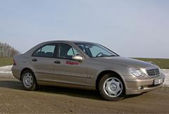 Rosttest: Mercedes C 200 Kompressor (2000)
