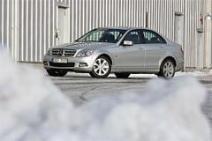 Mercedes C250 CDI - den grå dieseleminensen