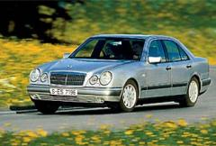 Begtest: Mercedes E-klass
