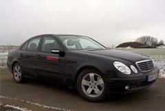 Rosttest: Mercedes Benz E240 (2005)