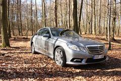 Mercedes E-klass - Spjutspets i teknik och design