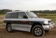 Begtest: Mitsubishi Pajero