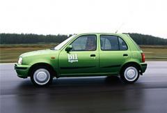 Begtest: Nissan Micra
