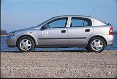 Begtest: Opel Astra