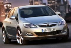 Opel Astra - kan bli en stjärna