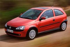 Rosttest: Opel Corsa 1,3 CDTi (2000)