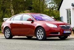 Opel Insignia - inget sömnpiller