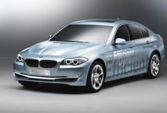 BMW 5-serie ActiveHybrid - ny hybrid
