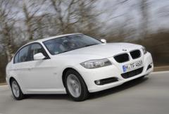 BMW 320d Efficient Dynamics Edition - leder prestigekampen