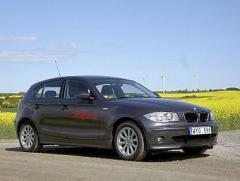 Begtest: BMW 1-serien