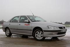 Begtest: Peugeot 406