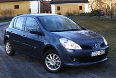 Renault Clio Flex Fuel -hett efterlängtad spritbil