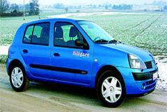 Begtest: Renault Clio
