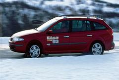 Rosttest: Renault Laguna (2001)