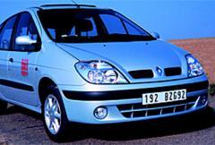Begtest: Renault Scénic
