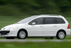 Provkörning: Peugeot 307 SW 1,6 BioFlex