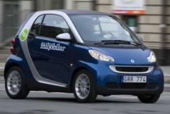 9: Smart Fortwo - en dyr stadsbil