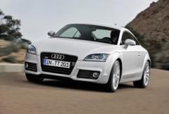 Ny front och effektiv motor till Audi TT
