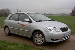 Rosttest: Toyota Corolla Touring 1,6 Linea Sol (2004)