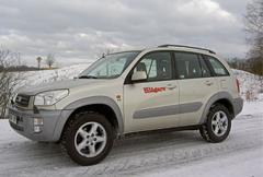 Begtest: Toyota RAV4