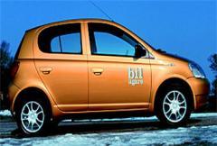 Rosttest: Toyota Yaris Linea Sol (2000)