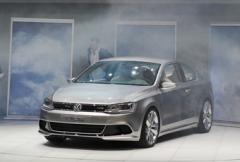 DETROIT: Volkswagen NCC