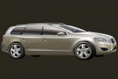 2010: Volvo - med S60 och V60