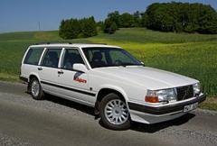 Begtest: Volvo 940