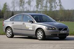Rosttest: Volvo S40 (2004)