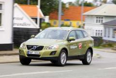 XC60 - säkerhet i världsklass