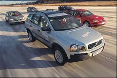 Rosttest: Volvo XC90 (2004)